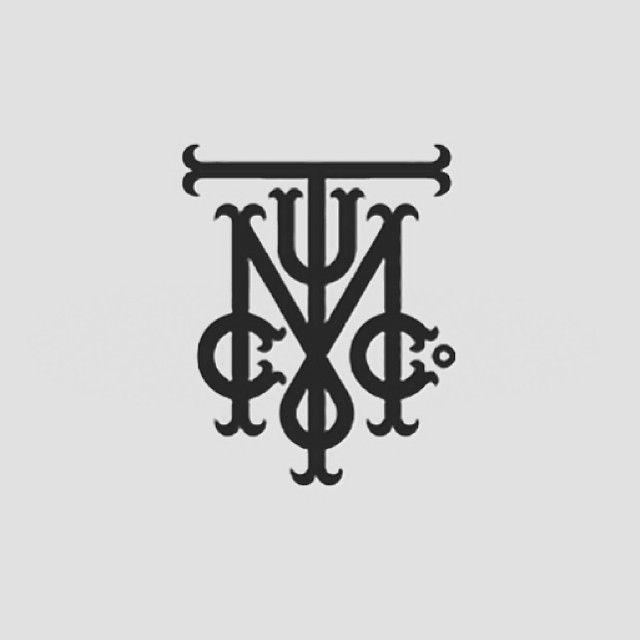 Monogram by Anagrama Studio. #monogram #anagrama #sign #logo #identity #branding #letters #typography #stamp #shape #dribbble #2013