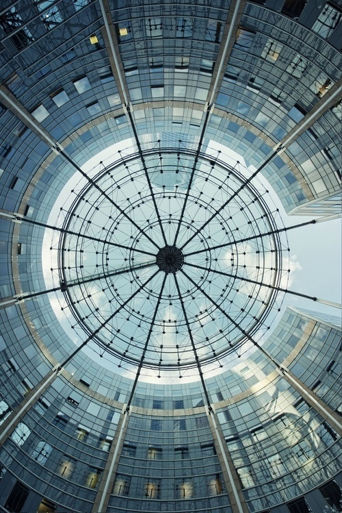 """CJWHO ™ (La defense 1"""" by Aurélien Villette) #france #interiors #la #photography #architecture #defense"""