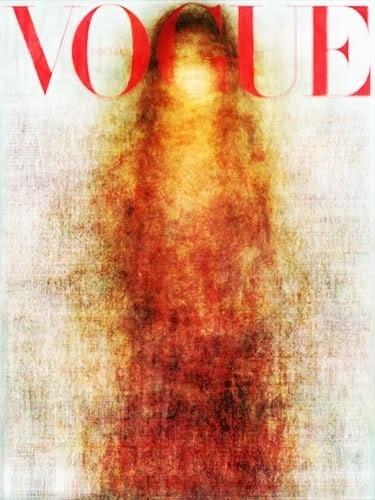 fashin: Vogue on Vogue on Vogue etc. #vogue