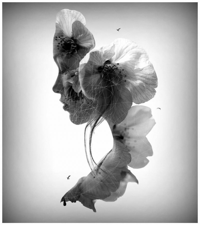 Stunning Double Exposure Photography by Nevess