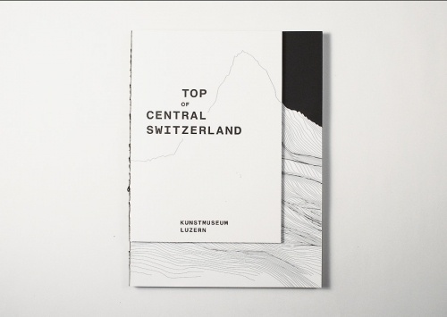 Top of Central Switzerland — Trend List #print #book