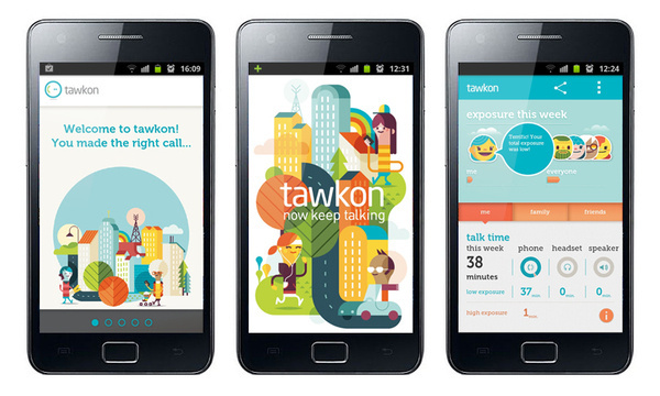 Tawkon on the Behance Network #inspiration