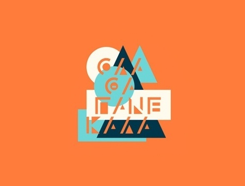 upscale typography #colors #design #modern