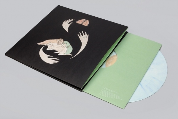 4AD - Purity Ring's Debut Album, Shrines, Released This Week #album #design #cover #vinyl #music