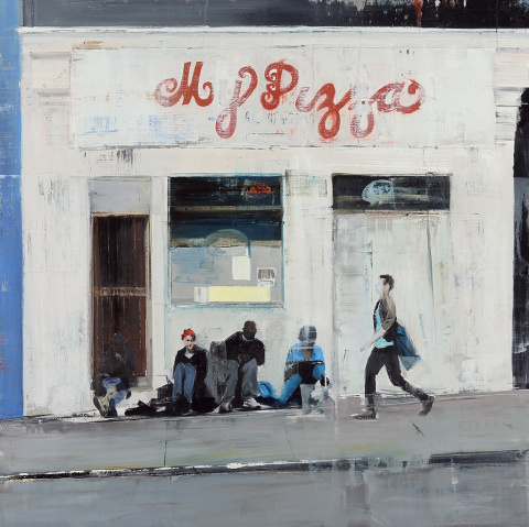 Brett Amory   PICDIT #painting #art