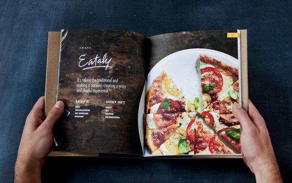 Macaroni Grill Brand Book « Superbig Creative