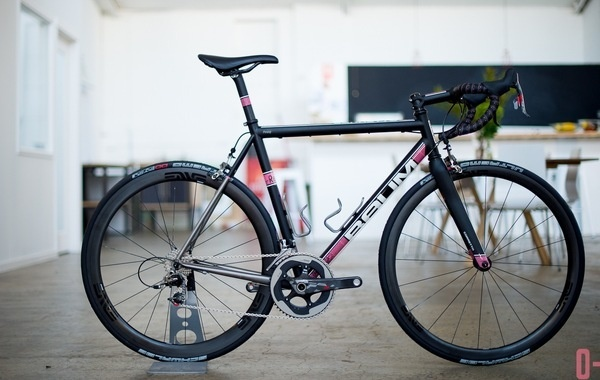 Bikes of the Bunch | Baum Continental #bikes #cycling #rapha #baum