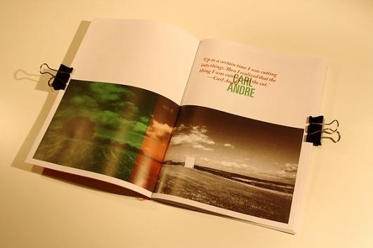 Gagarin Addendum on the Behance Network #binding #sjaakboessen #addendum #book #gagarin #editorial