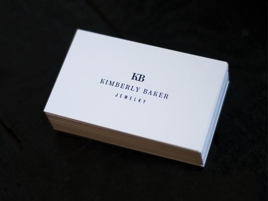Kimberly Baker : Javas Lehn #white #business #card #black #and #fashion #jewerly