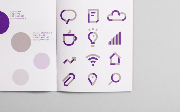 Project — Intu — Heydays #icons