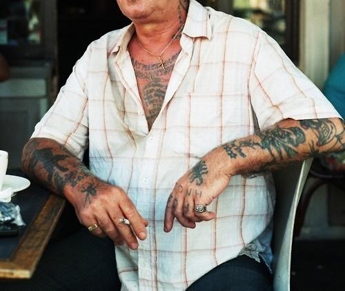 JJJJound #prison #tattoo #gangster