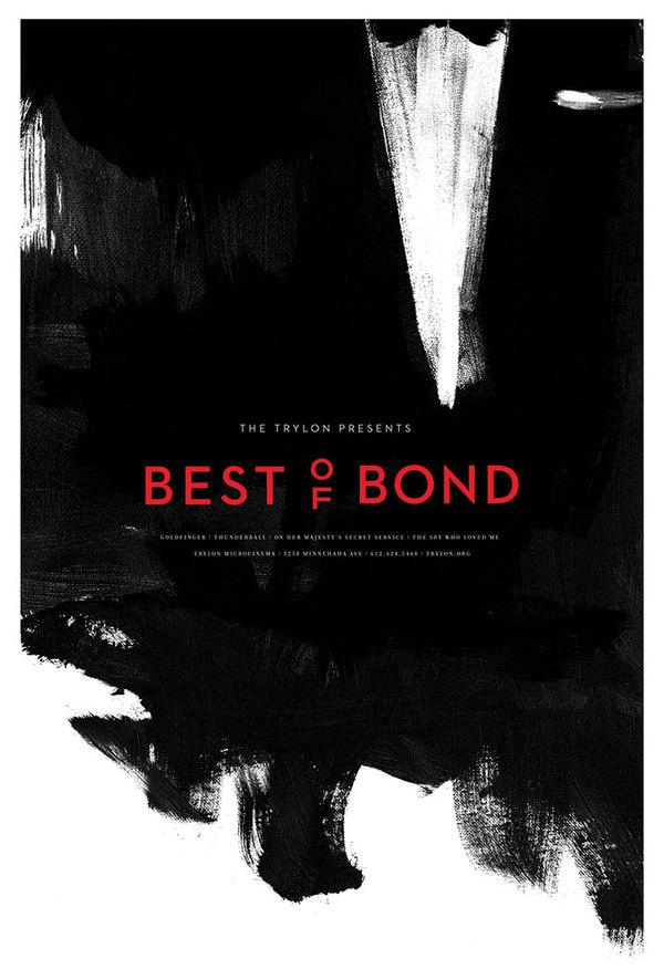 bond_01 #design #poster