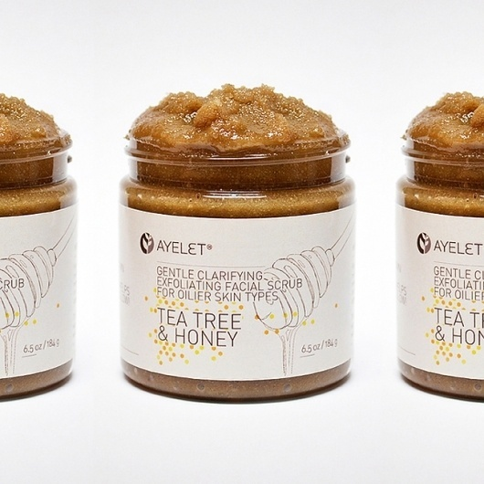 Ayelet Naturals | Packaging of the World: Creative Package Design Archive and Gallery #packaging