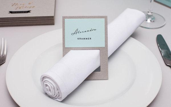 N&P wedding invitation by LSDK #print #tag #name