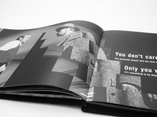 Deep focus on the Behance Network #movie #white #citizen #design #kane #book #black #film