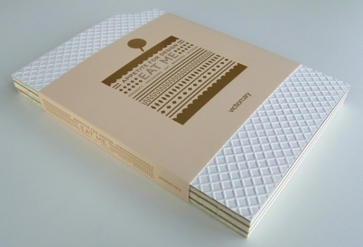 Creative Review - A feast for the eyes #design #graphic #book #publication #food