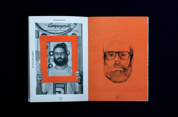 DayZine | Day Two #risograph #print #zine #day