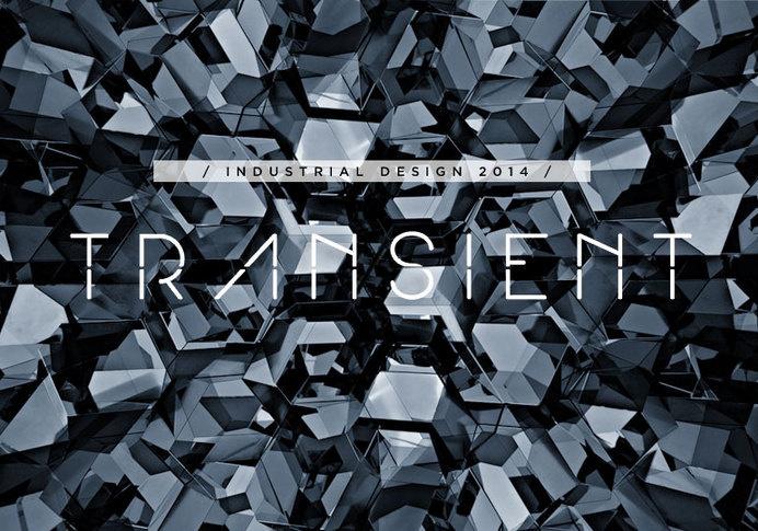 Consumer Industry Trend: Transient #metalics #branding #futuristic #logo #grey