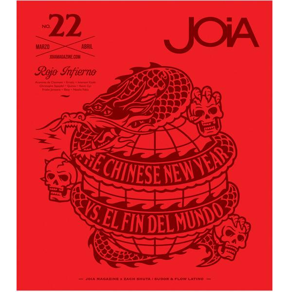joia magazine ZACH SHUTA INC. #hutta