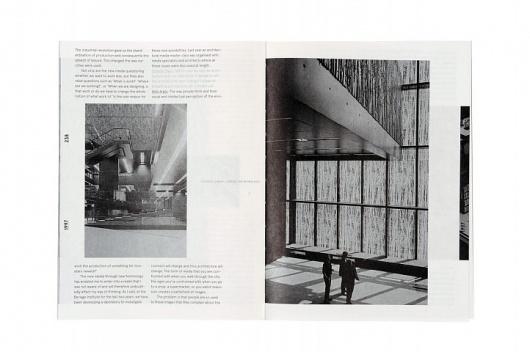 Stills. Wiel Arets. A Timeline of Ideas, Articles & Interviews - The Best Dutch Book Designs #layout #design #book #typography