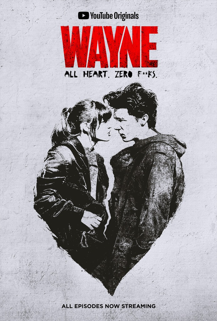 Extra Large Movie Poster Image for Wayne (#7 of 11)
