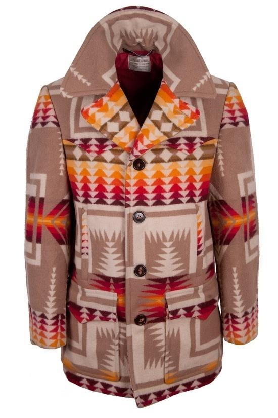 pendleton chief joseph jkt #jacket #pattern