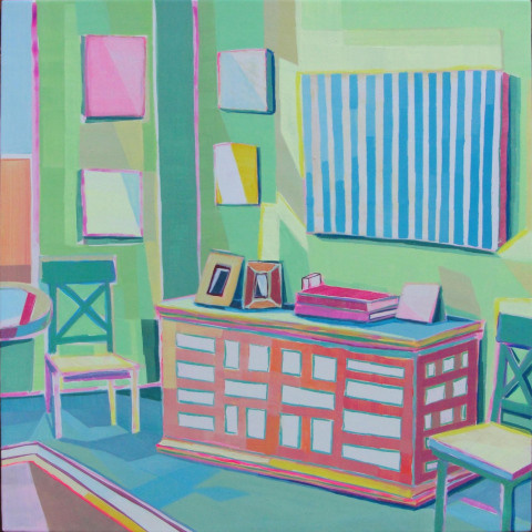 Daniellek Kimzey | PICDIT #painting #color #art