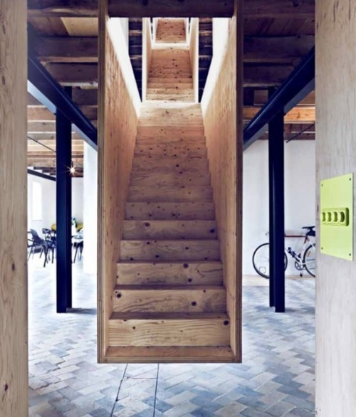 Pinned Image #stairs #architecture