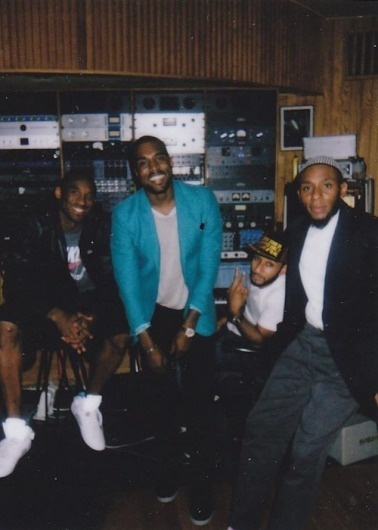 A Minute of Perfection #old #west #mos #kanye #def #studio #bryant #kobe