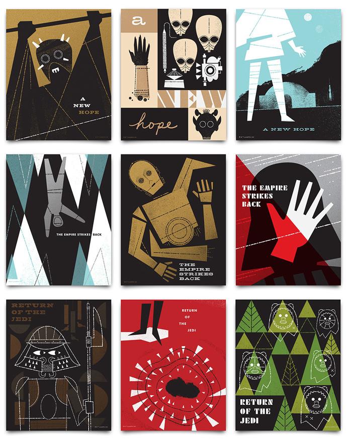 Ty Mattson - Star Wars Posters
