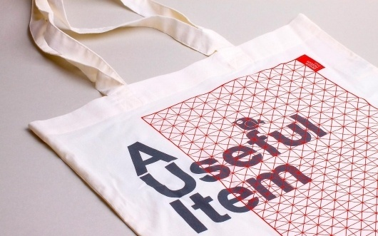 060111_111.jpg 1400×875 pixels #tote #pattern #build #museum #design #grid #cotton #bag #organic #typography