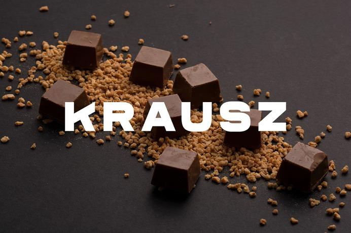 Krausz Chocolate Branding - Mindsparkle Mag Peltan-Brosz designed the branding for Krausz – a third generation small batch craft chocolate confectionery based in Transylvania, Romania. #logo #packaging #identity #branding #design #color #photography #graphic #design #gallery #blog #project #mindsparkle #mag #beautiful #portfolio #designer