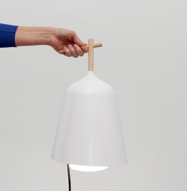 Under My Tree Lamp by Florian Brillet #lighting #minimal