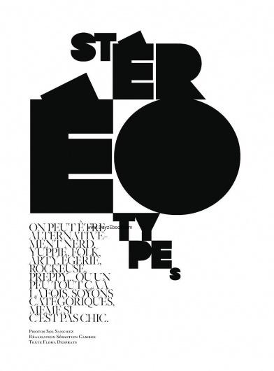 La Maison de Ciseaux: July 2010 #typography