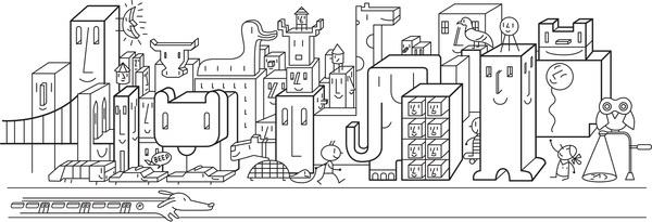 Concrete Jungle #illustration