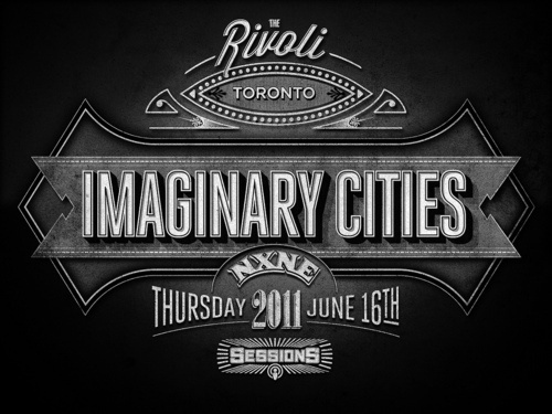 Typeverything.com - Imaginary Cities by Ben... - Typeverything #typography