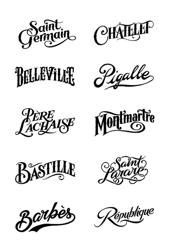 . #type #logo