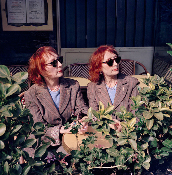 Monette & Mady by Maja Daniels #inspiration #photography #portrait