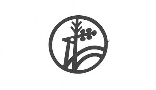 Scandinavian Trademarks - The Black Harbor #deer #branding #retro #identity #vintage #scandinavian #logo #animal