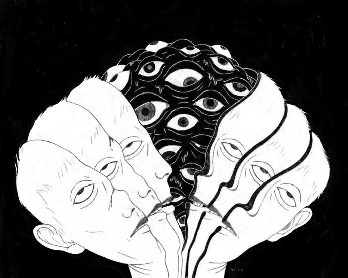 DADU SHIN #illustration
