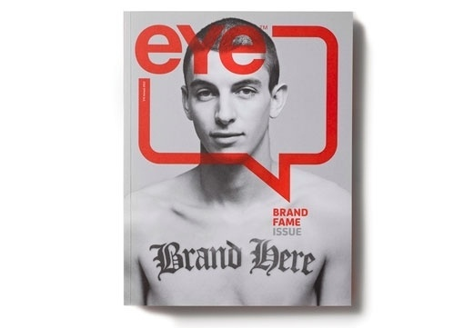 Design Work Life » cataloging inspiration daily #eye #frost #editorial #magazine #typography