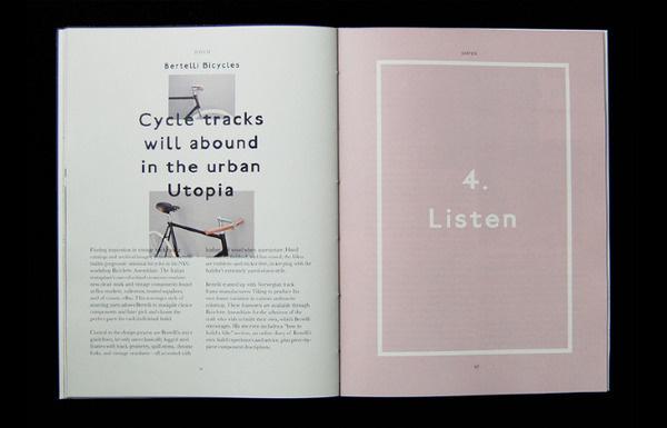 Tabula Rasa Magazine Issue 2 Luke Fenech / Design + Direction #type #image #over