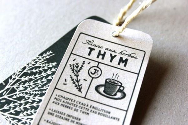 Le Jardin Colonial Branding 9 #tea