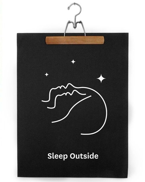 O Co. #linework #leep #minimal #poster #outside