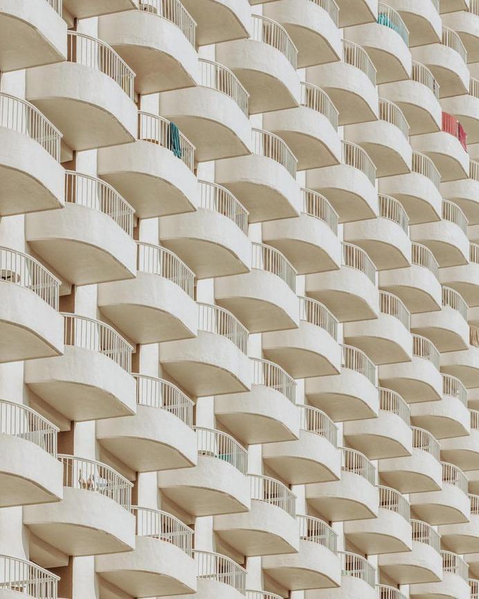 Stunning Brutalist Architecture Photography by Jose Yosigo