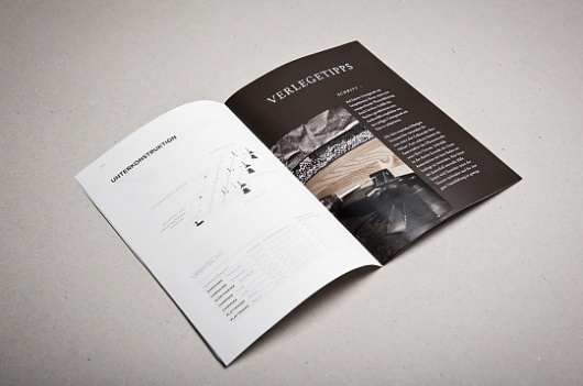 Mareiner Holz - corporate identity & design on the Behance Network