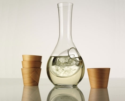 How to Master the Sake Menu: Food + Drinks : Details #glass #japanese #carafe #cups