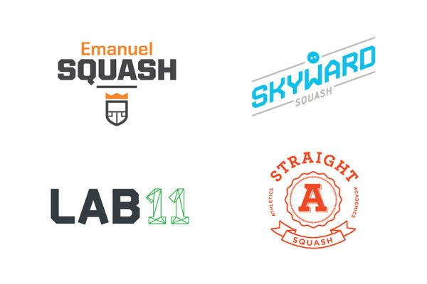 EMANUEL SQUASH wwweeessstttyyy #logo #sport #squash