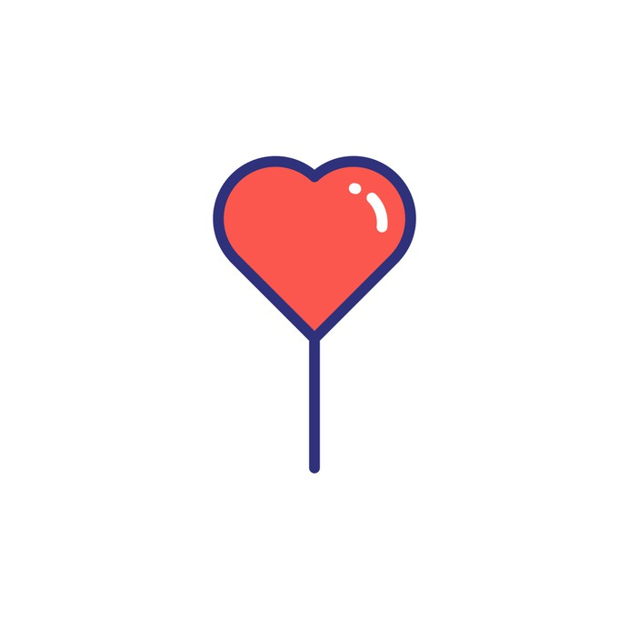 See more icon inspiration related to heart, balloon, love, valentine balloon, love and romance, miscellaneous, valentines day, heart shaped, balloons, celebration, decoration and party on Flaticon.