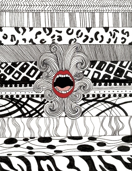Amanda Reilly #illustration
